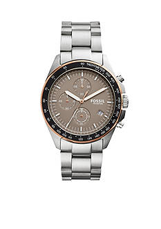 Fossil Men's Sport 54 Stainless Steel Watch