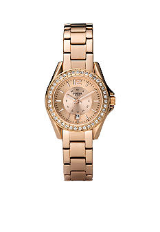 Fossil Ladies Mini Rosegold Riley