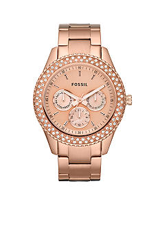 Fossil Stella Rose Gold Watch