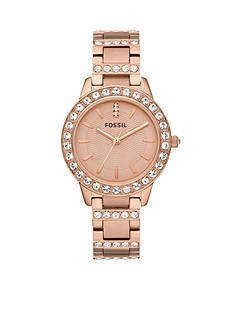Fossil Jesse - Rose Gold Ladies' Watch