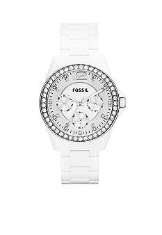Fossil Riley Resin Watch
