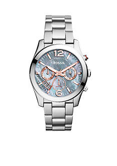 Fossil Perfect Boyfriend Stainless Steel Multifunction Watch