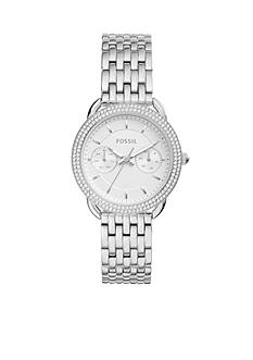 Fossil Women's Tailor Multifunction Stainless Steel Watch