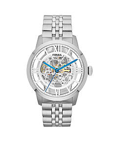 Fossil Men's Stainless Steel Townsman Automatic Watch