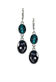 Anne Klein Aqua Drop Earring