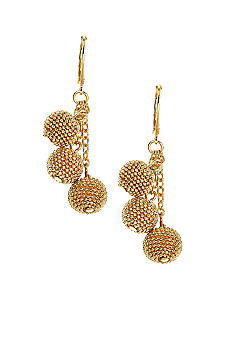 Anne Klein Shaky Ball Earring