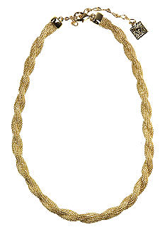 Anne Klein Gold Tone Chain Necklace
