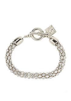 Anne Klein Tubular Bracelet
