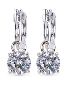 Anne Klein Stone Drop Earring