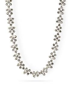 Anne Klein Crystal Collar Necklace