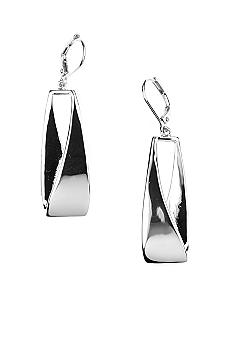 Anne Klein Linear Earrings