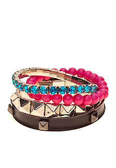 Red Camel® Four Piece Bangle Set