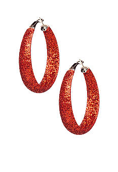Red Camel® Glitter Hoops