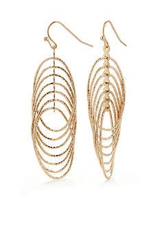 Kim Rogers Multi Oval Earrings