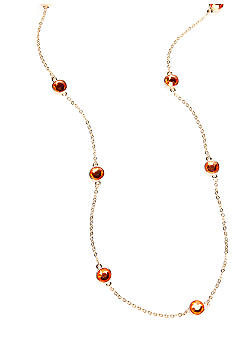 Kim Rogers Hyacinth Channel Necklace