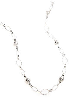 Kim Rogers® Open Filigree 36 Inch Link Necklace