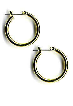 Kim Rogers® Polished Hoop Earrings