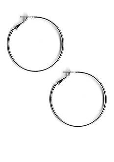 Kim Rogers Large Hoop Earrings