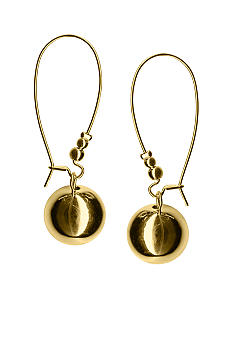 Kim Rogers Ball Drop Earring