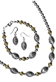 Kim Rogers® 3 Piece Two-tone Beads Set