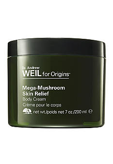Origins Plantidote Mega-Mushroom Body Cream To Optimize Skin's Defenses