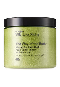 Origins The Way of the Bath Matcha Tea Body Soak