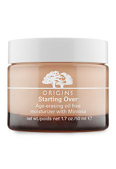 Origins Starting Over Age-Erasing Oil-Free Moisturizer with Mimosa