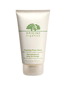 Origins Foaming Face Wash Made with 80% Organic Ingredients