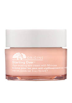 Origins Starting Over™ Age-Erasing Eye Cream with Mimosa