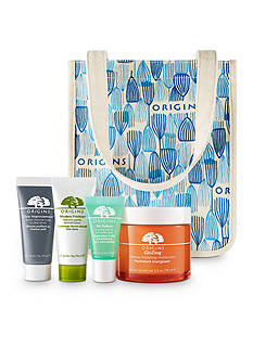 Origins Limited Edition Energy Boosting Bests Skincare Set