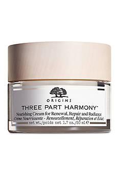 Origins Three-Part Harmony™ Nourishing Cream for Renewal, Repair and Radiance