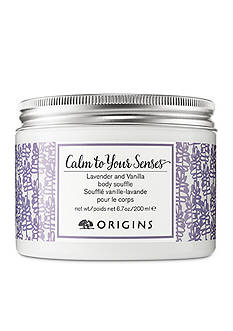 Origins Calm to Your Senses Lavender and Vanilla Body Souffle