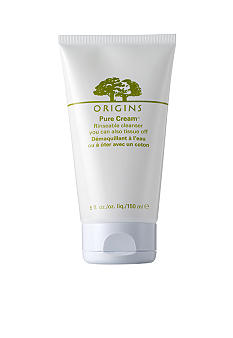 Origins Pure Cream Rinseable Cleanser You Can Also Tissue Off