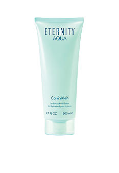 Calvin Klein Fragrances Eternity Aqua Hydrating Body Lotion