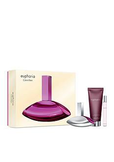 Calvin Klein Deep Euphoria Eau De Parfum Gift Set