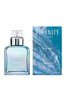 Calvin Klein Fragrances Eternity Summer Eau de Toilette for Men Limited Edition