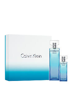 Calvin Klein Fragrances Aqua for Women Gift Set