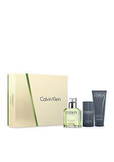 Calvin Klein Fragrances Eternity For Men Holiday Gift Set