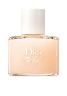 Dior Dissolvant Abricot Nail Polish Remover