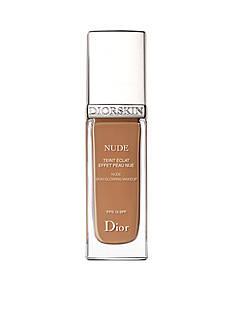 Diorskin Nude Skin-Glowing Makeup With Sunscreen Broad Spectrum SPF 15 Makeup