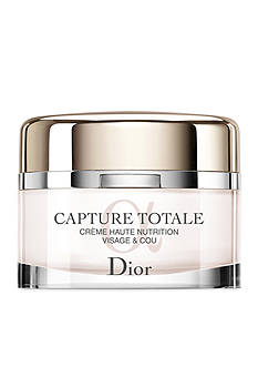 Dior Capture Totale Haute Nutrition Creme for Face and Neck - Normal to Dry Skin