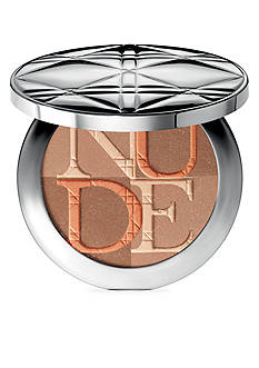 Diorskin Nude Shimmer Instant Illuminating Powder with Kabuki Brush