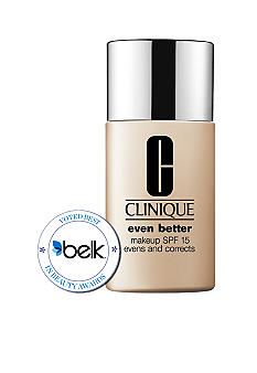 Clinique Even Better Makeup SPF 15<br><br>