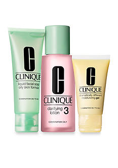 Clinique 3-Step Intro Kit: Skin Type 3