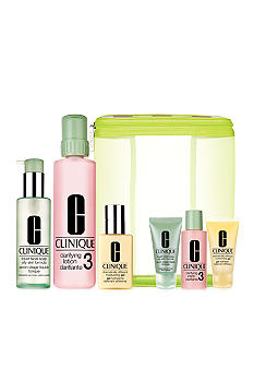 Clinique 3 Step 3&4: Great Skin Home & Away