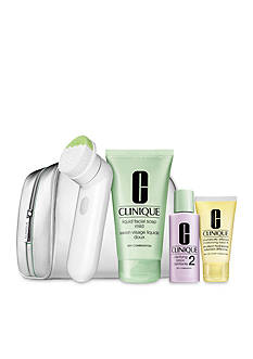 Clinique Cleansing by Clinique Skin Type I/II Set