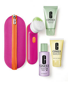 Clinique Clean Skin, Great Skin Set For Drier Skins