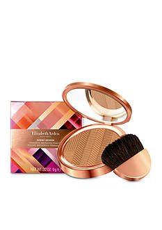 Elizabeth Arden Sunset Bronze Prismatic Bronzing Powder in Warm Bronze