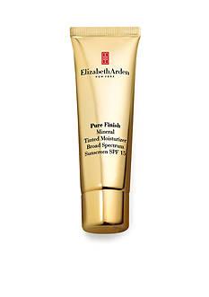 Elizabeth Arden Pure Finish Mineral Tinted Moisturizer SPF 15 Makeup