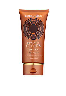 Estee Lauder Bronze Goddess Golden Revelation Self-Tanning Lotion for Face